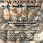 1er Festival Gastronómico de la Almeja Chocolata.