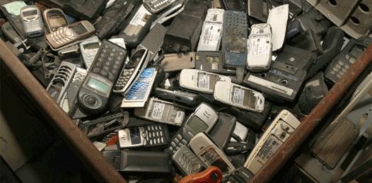 BCS, gran productor de basura electrónica