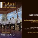 El Decimotercer Festival de la Canción Sudcaliforniana