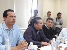 Se reunirán empresarios con delegados federales