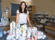 Buena respuesta a la colecta de medicamentos