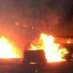 Explota pipa de gas en carretera México-Pachuca