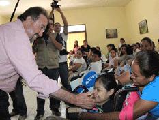 Crearán Instituto de Atención a Personas con Discapacidad
