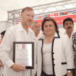 Eamon Hickey, embajador de Irlanda en México
