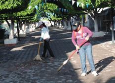 jornada de limpieza