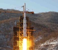 Norcorea dispara misil