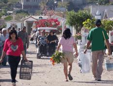 Visitaron Los San Juanes más de 5 mil personas