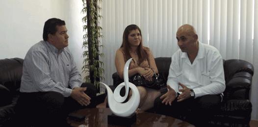 Se reúne rector de la UABCS con Embajador de Georgia