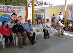 Primera Semana Nacional de Salud Bucal.