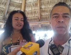 Entregan publirrelacionistas donativo a Abuelos San Miguel
