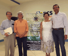 Homenajea la UABCS al historiador Ignacio del Río
