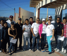 Participa el IMJ en campaña de vacunación