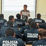 Solo capacitación para policias