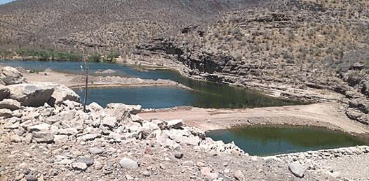 """Solucionan conflicto y reanudan obras en la presa """"La Higuerilla"""""""