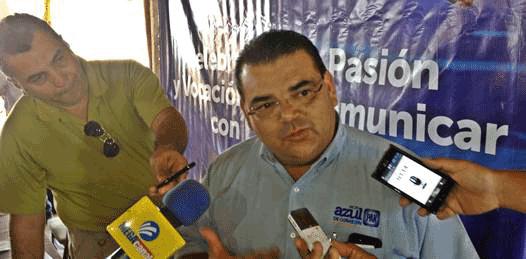 No es Espino ni Concertación Mexicana un problema para el PAN
