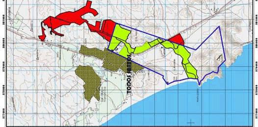 Recabarán firmas contra el desarrollo Playa Santos