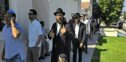 Abre sus puertas la sinagoga Beth Yona