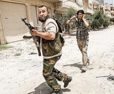 Apoyará EU a oposición siria