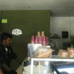 El Comandante Francisco Rochín, y Alfredo Castor, encargado de Turno en Sector 1, recomendaron a las jóvenes presentar una denuncia ante el Agente del Ministerio Público Federal