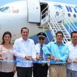 Conectividad aérea de La Paz
