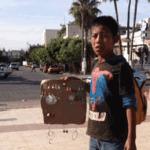 Niños vendedores