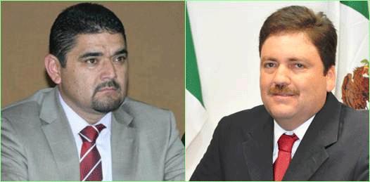 Alcaldes Loreto y Comondu