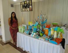 Baby Shower para Indira