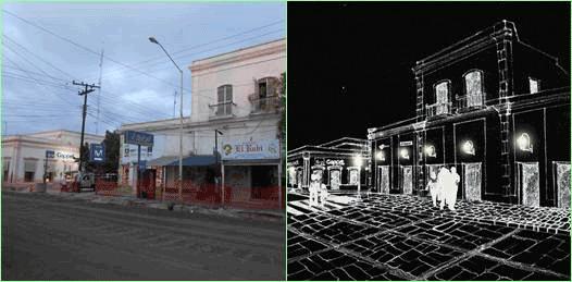 El centro de La Paz no es histórico, es comercial aclara la Presidenta municipal