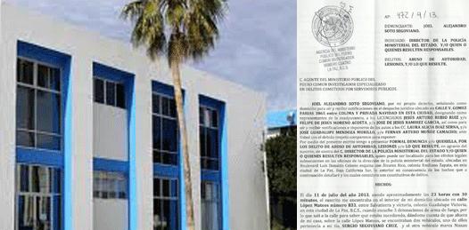 Por abuso, denuncian penalmente al director de la Ministerial