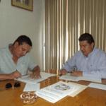 Convenio UABCS PRODUCE