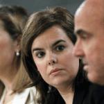 La vicepresidenta del Ejecutivo Español