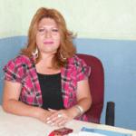Alba Aurora Aguilar Moreno, directora de Arte y Cultura, Acción Cívica y Eventos Especiales.