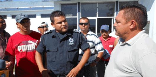 Recurren policías municipales al Poder Judicial de la Federación