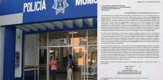 Denuncian acoso sexual en Tránsito municipal