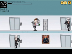 Snowden al videojuego