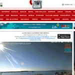 webcam en La Paz