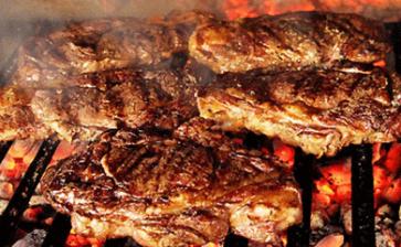 Carne asada al Guinness
