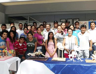 Celebran en la UABCS el Día del MVZ
