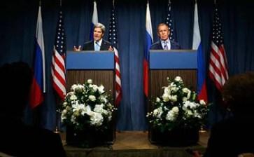 Inicia reunión Rusia-EU