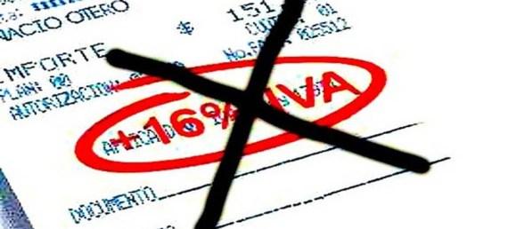 IVA al 16%