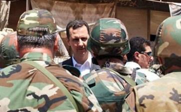 Seguirá el Régimen sirio con su ofensiva