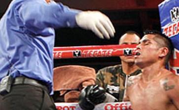 Falleció el boxeador Frankie Leal