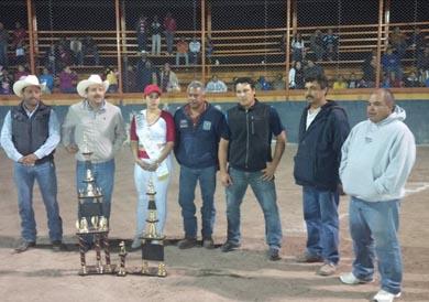 Se coronan campeones los Calientabancas