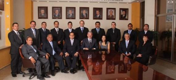 gabinete de Marcos Covarrubias Villaseñor
