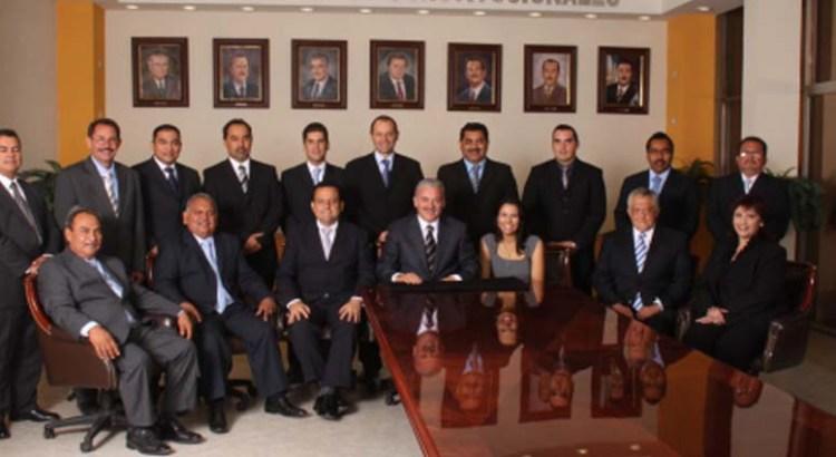 La administración Covarrubias, un gobierno de hombres