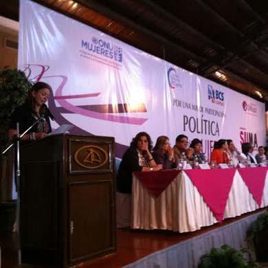 BCS,  el primero con cuota electoral de 50% para mujeres