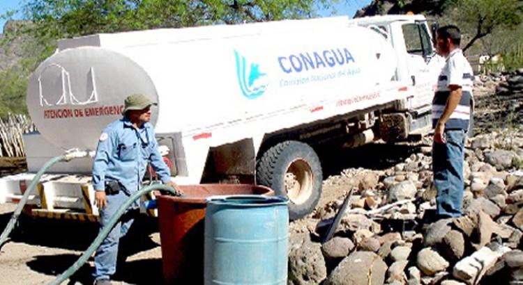 Volvieron al trabajo en la CONAGUA