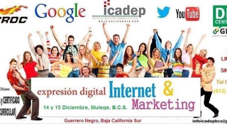 Organiza CROC-ICADEP curso de capacitación digital