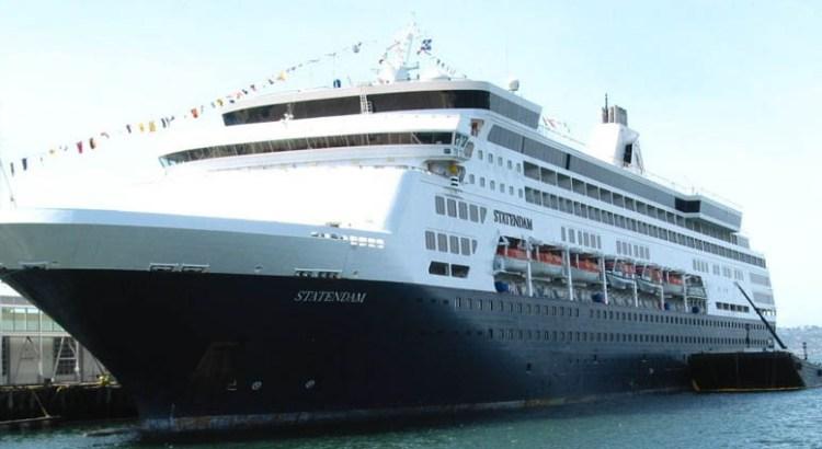 Llegará a Loreto el crucero Statendam