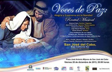 Voces de Paz en Los Cabos